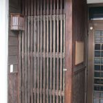 1階専用階段入口(玄関)